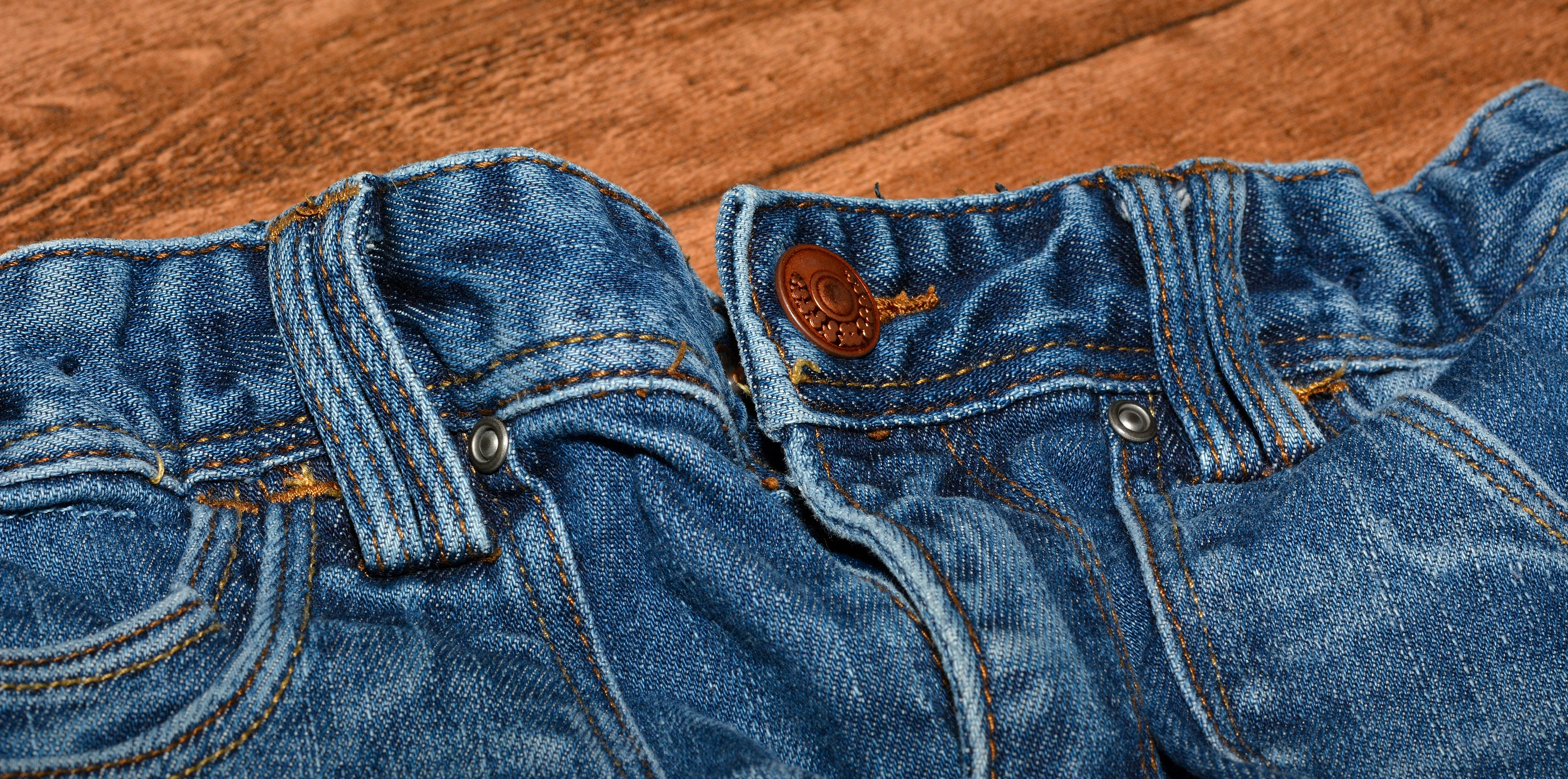 Jeans i Denim tekstil